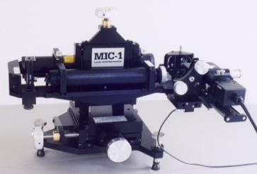 MIC-1 with PZT reference mirror translator and LEMO cable