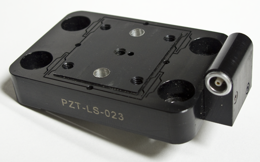 PZT Linear Stage.